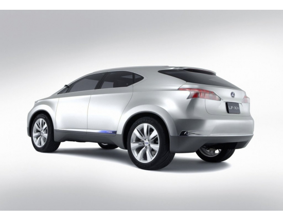 Photo of lexus suv