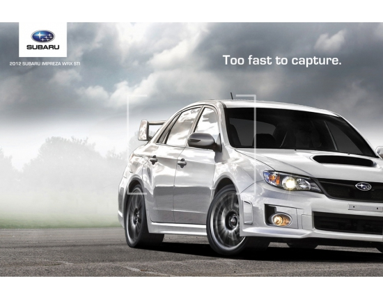 Subaru photo contest