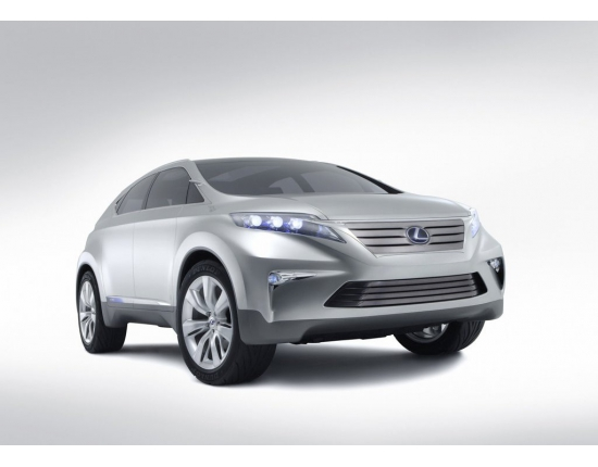 Photo lexus suv 4