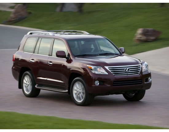 Photo lexus suv 5