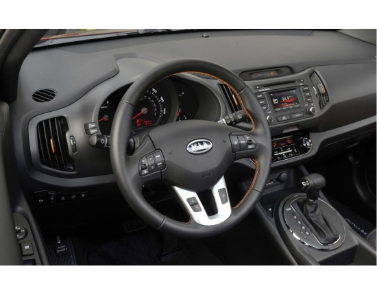 Photo interieur kia sportage 2012 3