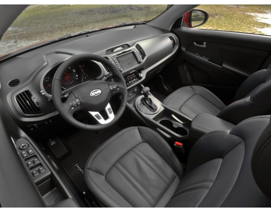 Photo interieur kia sportage 2012 4