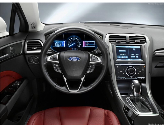 Фото ford mondeo 2013