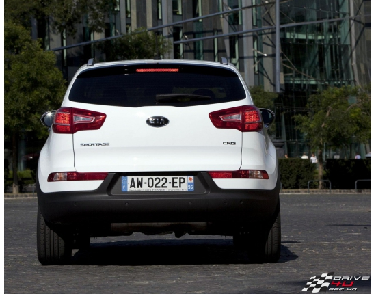 Photo voiture kia sportage 4