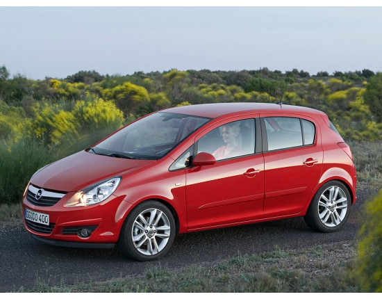 Photo opel corsa 2006