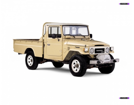 Photo toyota bj 45