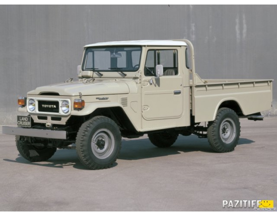 Photo toyota bj 45 4