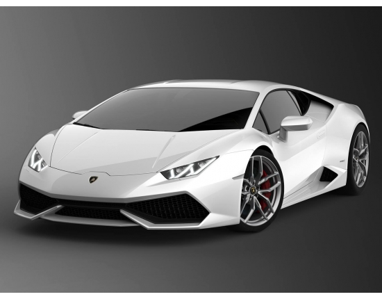 Photo lamborghini huracan 2