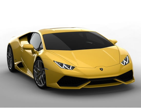 Photo lamborghini huracan 3