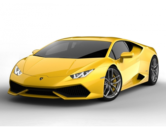 Photo lamborghini huracan 5