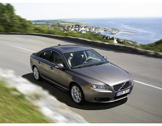 Photo of volvo s80