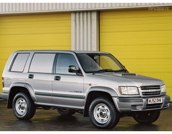 Фото isuzu trooper 5