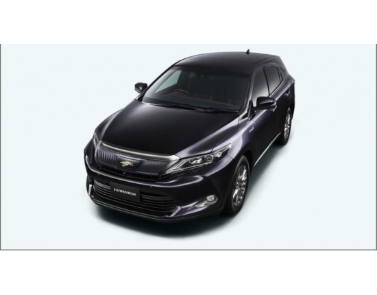 Фото toyota harrier 4