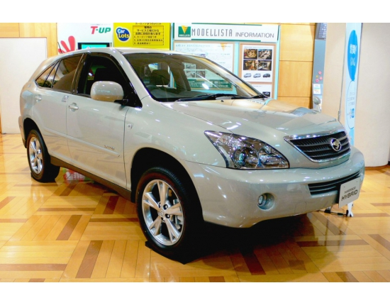 Фото toyota harrier 5
