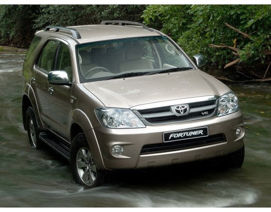 Photo of toyota fortuner 3