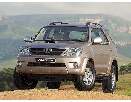 Photo of toyota fortuner 5