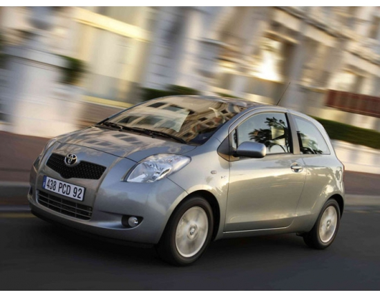 Photo toyota yaris 2005 3