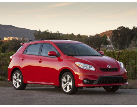 Photo of toyota matrix