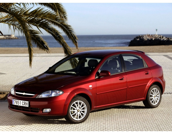 Фото chevrolet lacetti hatchback