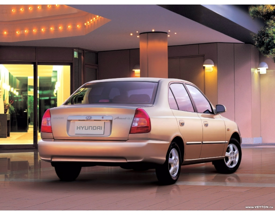 Photo of hyundai accent