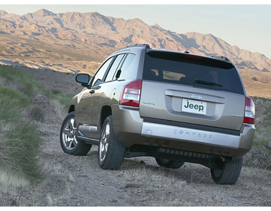 Photo of jeep compass 3