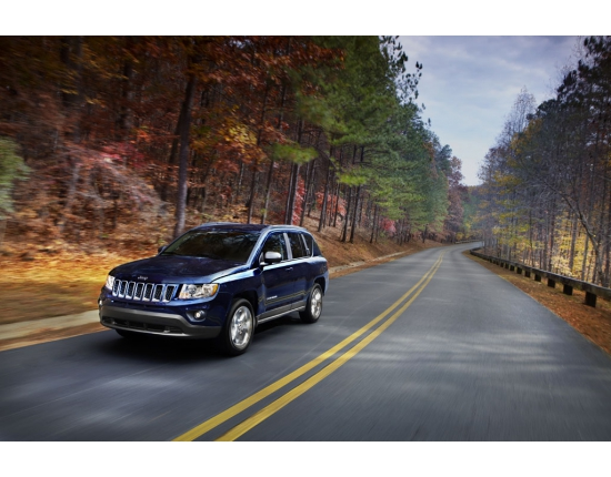 Photo of jeep compass 5