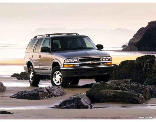 Photo opel blazer 5