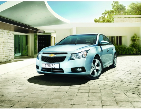 Photo voiture chevrolet cruze 2