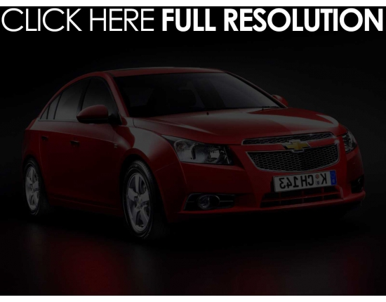 Photo voiture chevrolet cruze 5