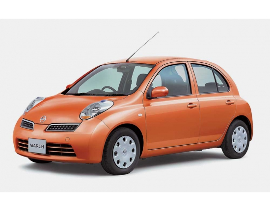 ���� nissan march