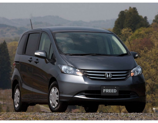 Photo honda freed 4