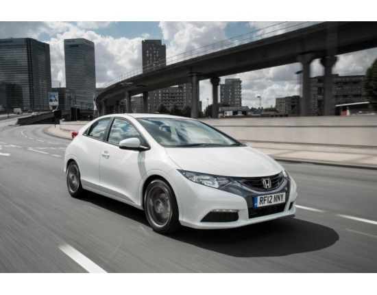 Honda civic 2015 фото 3
