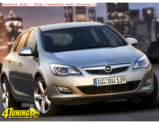 Photo future opel astra