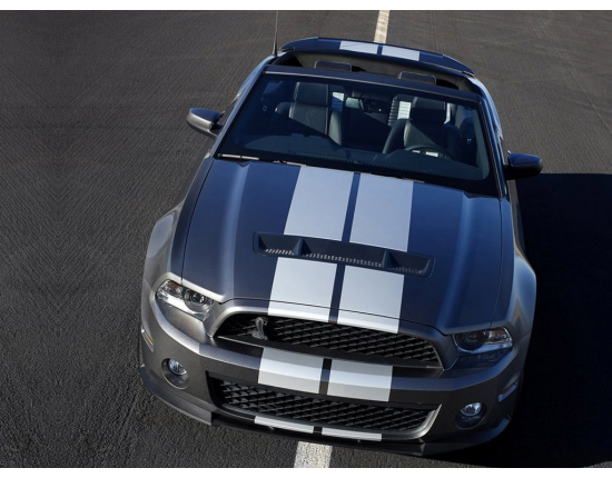 Фото ford mustang shelby gt500 4