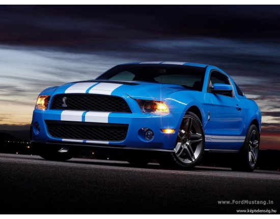 Фото ford mustang shelby gt500 5