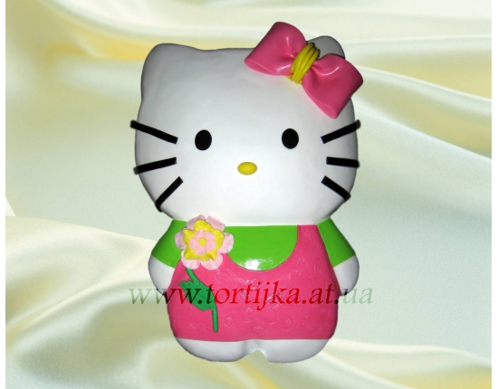 Фото тортов hello kitty 3