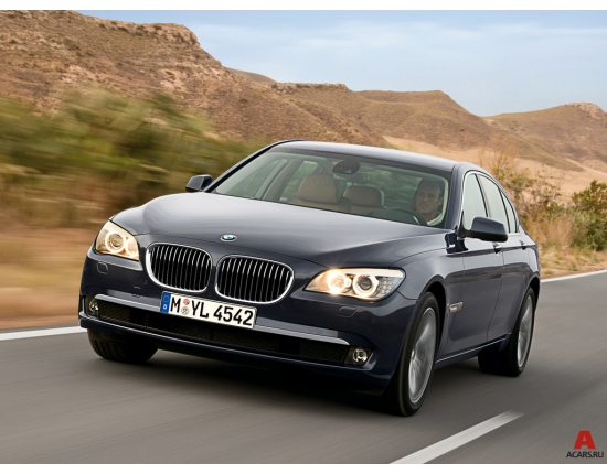 Photo of bmw 7 series 3