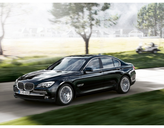 Photo of bmw 7 series 4