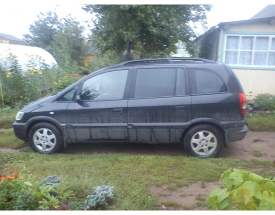 Photo opel zafira 2000 3