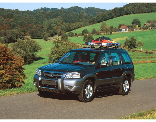 Photo mazda tribute 2003