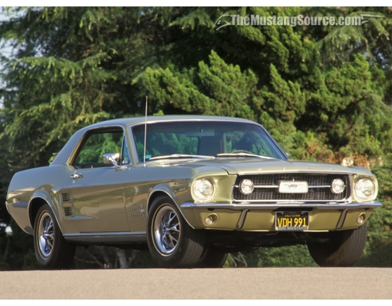 ���� ford mustang 1967