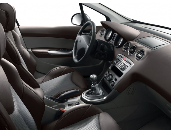 Photo interieur peugeot 308