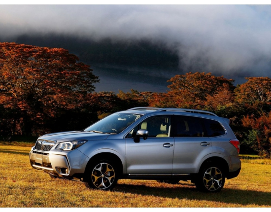 Фото субару forester 3