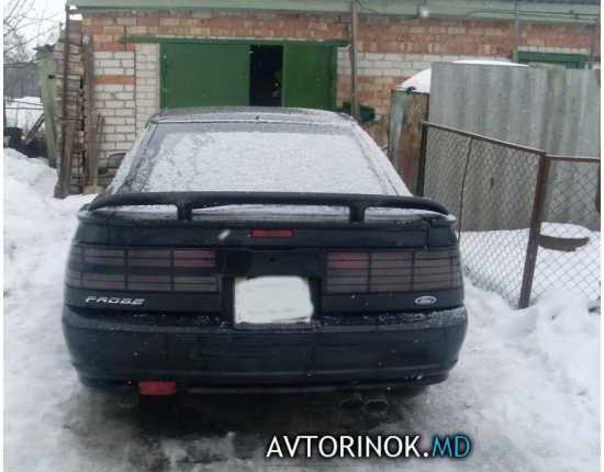 Ford probe фото салона 5