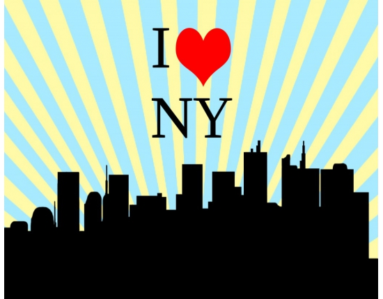 Картинки i love you ny 3