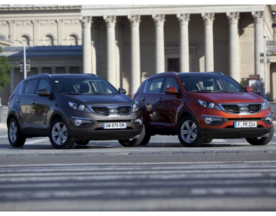 Photo de kia sportage 5