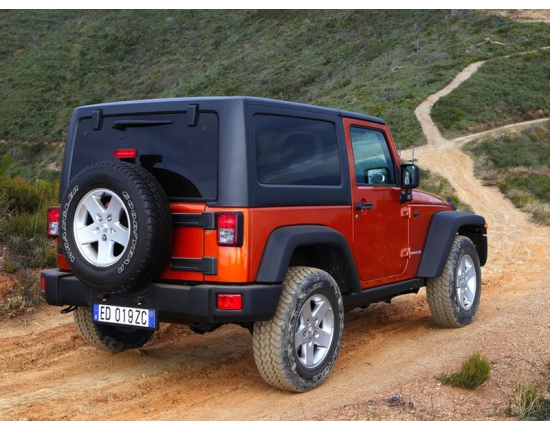 Photo jeep wrangler 2012 1