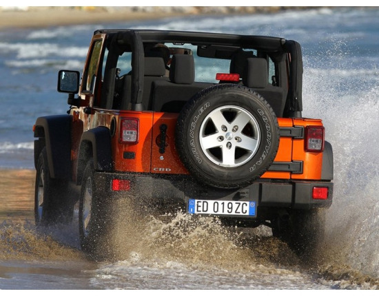 Photo jeep wrangler 2012 2