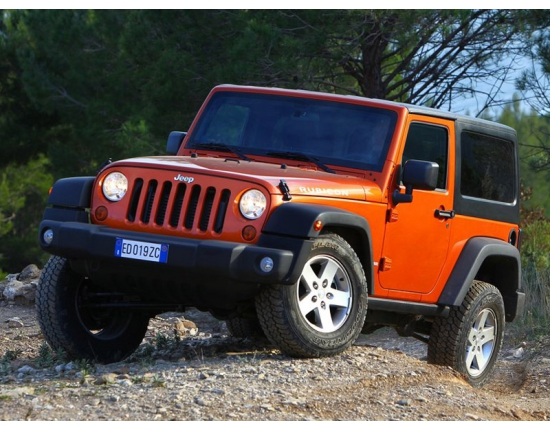 Photo jeep wrangler 2012 3