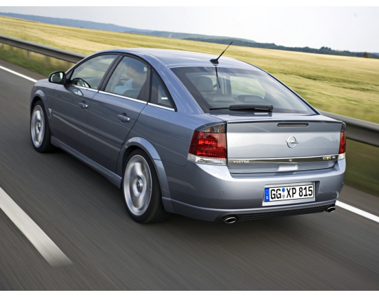 Photo opel vectra gts 2